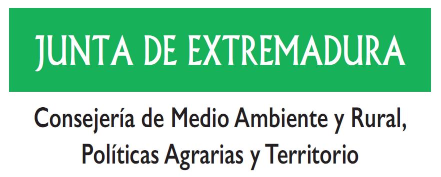 Resultado de imagen de CONSEJERIA DE MEDIO AMBIENTE JUNTA EXTREMADURA